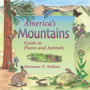 America's Mountains: Guide to Plants and Animals