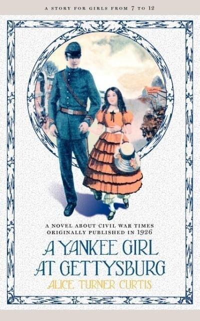 Yankee Girl at Gettysburg als Taschenbuch