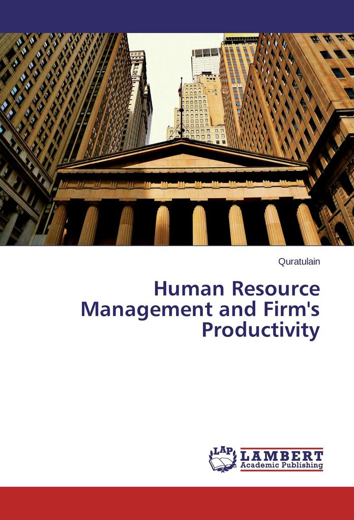 Human Resource Management and Firm´s Productivi...