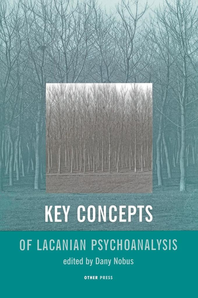 Key Concepts of Lacanian Psychoanalysis als Taschenbuch