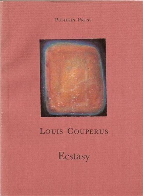Ecstasy als Taschenbuch
