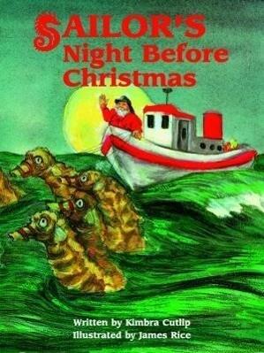 Sailor's Night Before Christmas als Buch (gebunden)