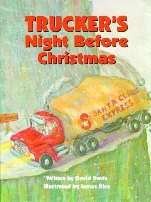 Trucker's Night Before Christmas als Buch