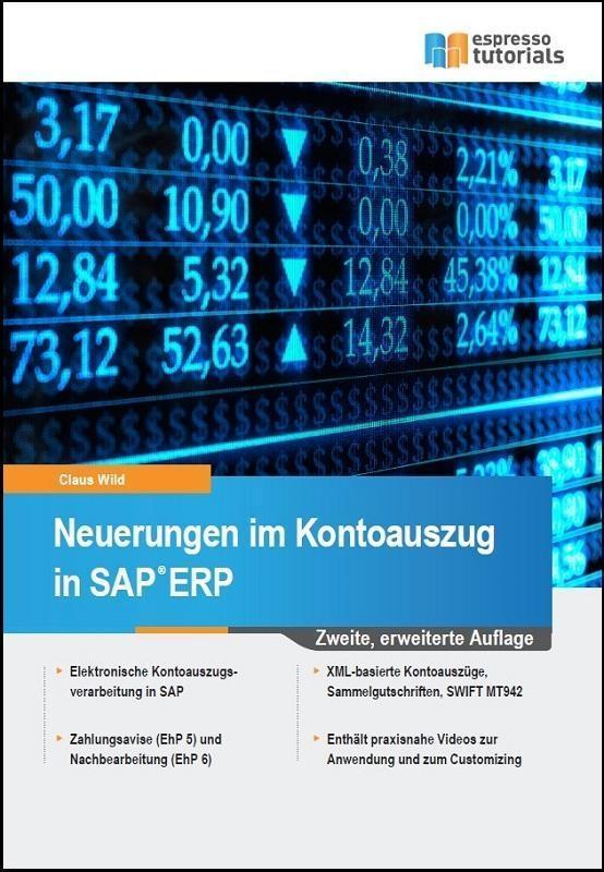 Neuerungen im Kontoauszug in SAP ERP als eBook ...