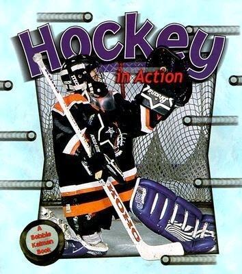 Hockey in Action als Taschenbuch