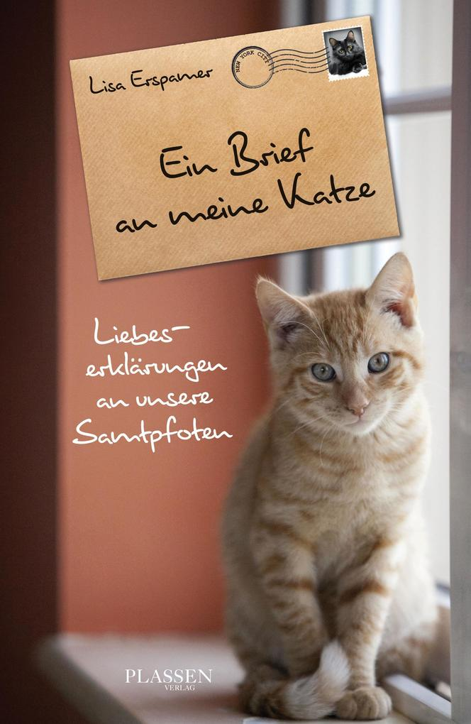 Ein Brief an meine Katze als eBook Download von...