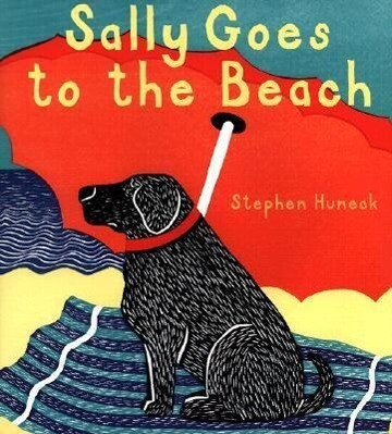 Sally Goes to the Beach als Buch