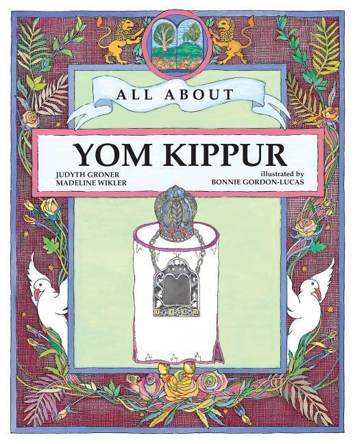 All about Yom Kippur als Taschenbuch