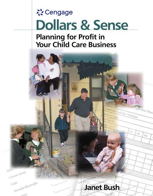 Dollars & Sense: Planning for Profit in Your Child Care Business als Taschenbuch