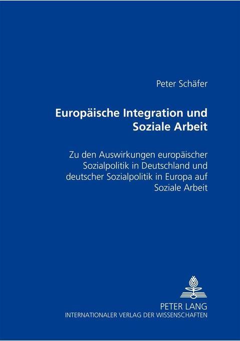 Europäische Integration und Soziale Arbeit als ...