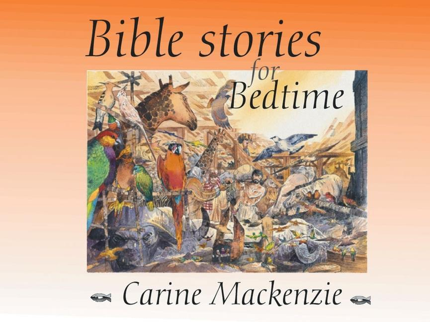 Bible Stories for Bedtime als Buch