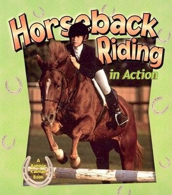Horseback Riding in Action als Taschenbuch