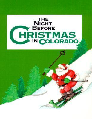 The Night Before Christmas in Colorado als Buch