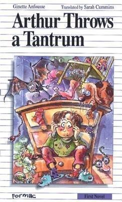 Arthur Throws a Tantrum als Taschenbuch