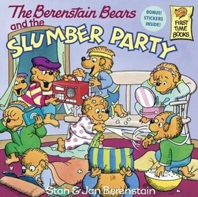 Berenstain Bears and the Slumber Party als Taschenbuch