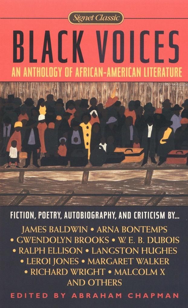 Black Voices als Taschenbuch