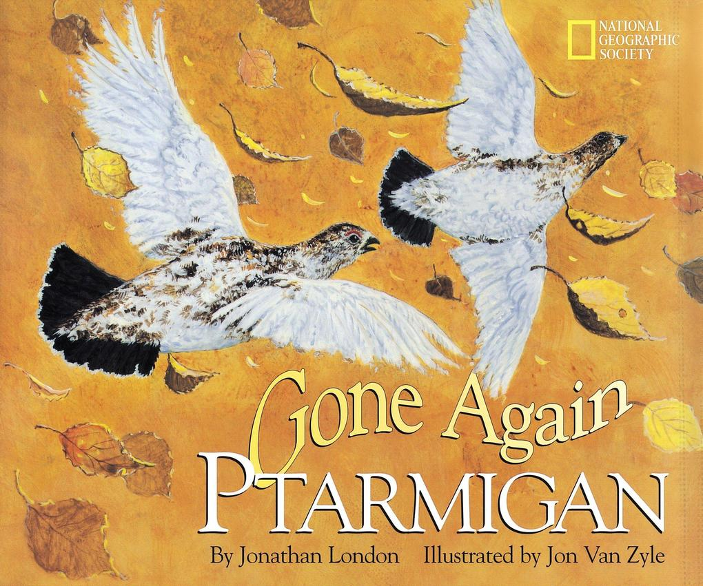 Gone Again Ptarmigan als Buch