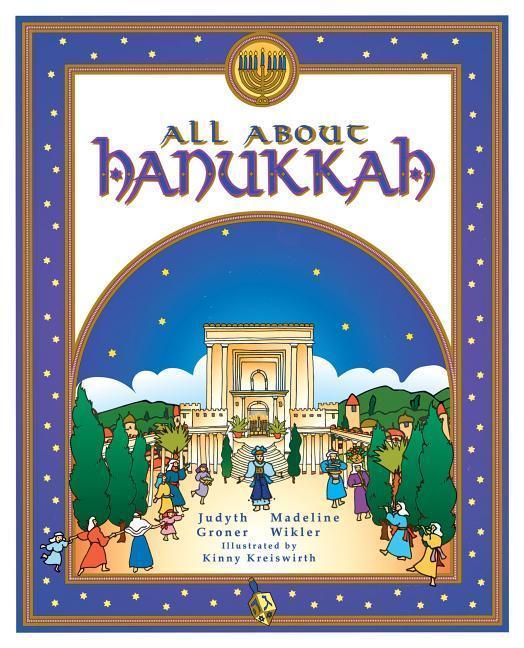 All about Hanukkah als Taschenbuch