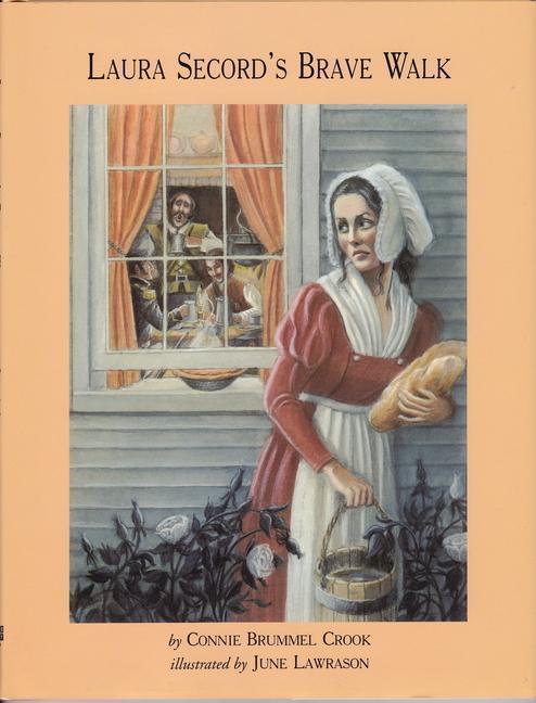 Laura Secord S Brave Walk als Buch