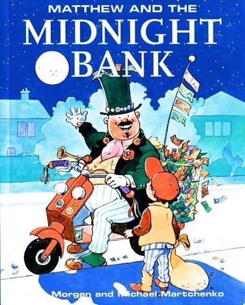 Matthew & Midnight Bank als Taschenbuch