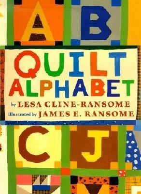 Quilt Alphabet als Buch