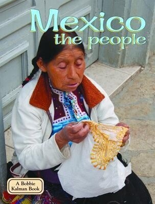 Mexico the People als Buch