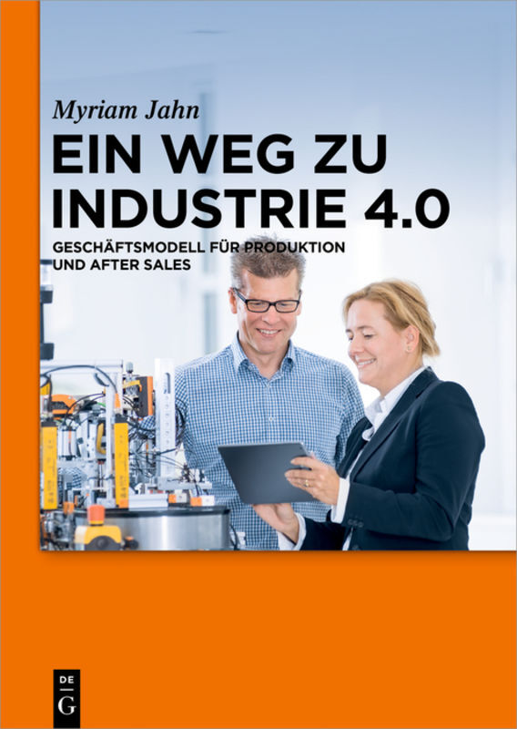 Ein Weg zu Industrie 4.0 als Buch (gebunden)