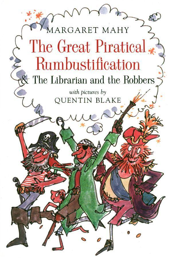 Great Piratical Rumbustification & the Librarian and the Robbers als Taschenbuch