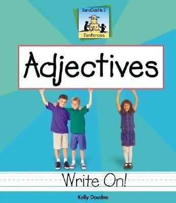 Adjectives als Buch