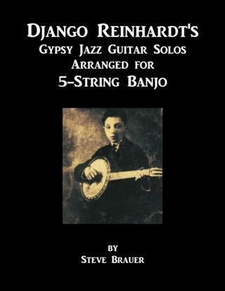 Django Reinhardt´s Gypsy Jazz Guitar Solos Arra...