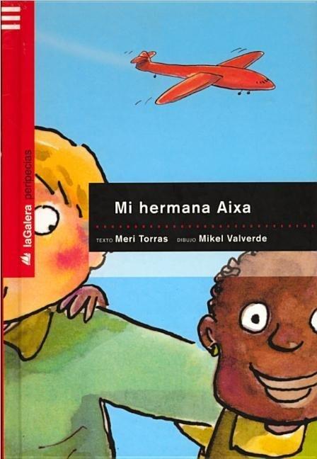 Mi Hermana Aixa = My Sister Aixa als Buch
