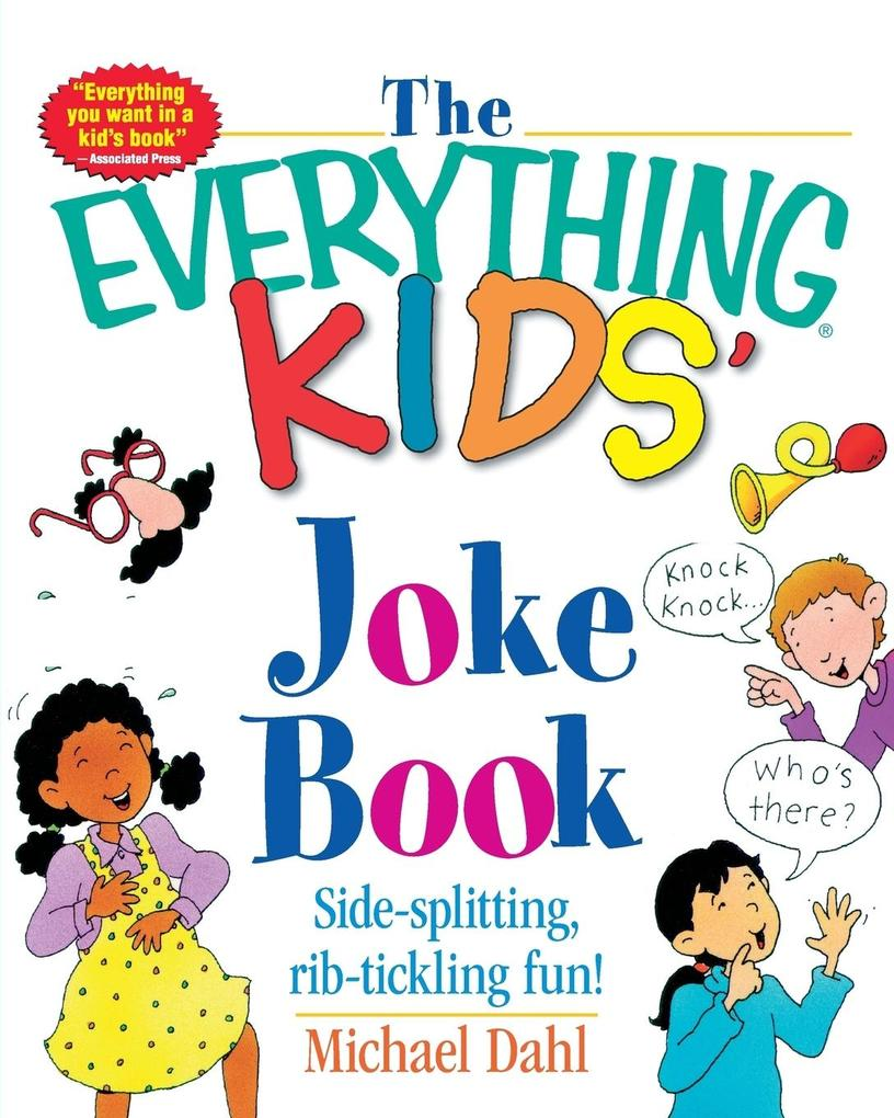 The Everything Kids' Joke Book als Taschenbuch