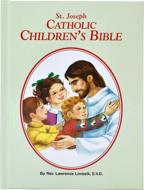 Catholic Children's Bible als Buch