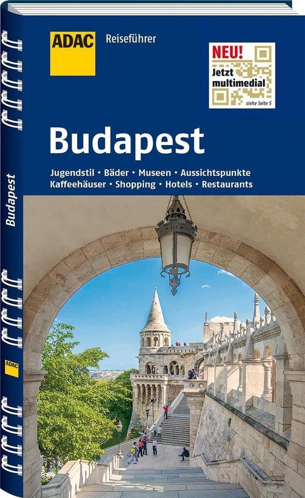 ADAC Reiseführer Budapest als Buch von Hella Ma...