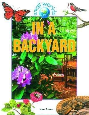 In a Backyard als Buch