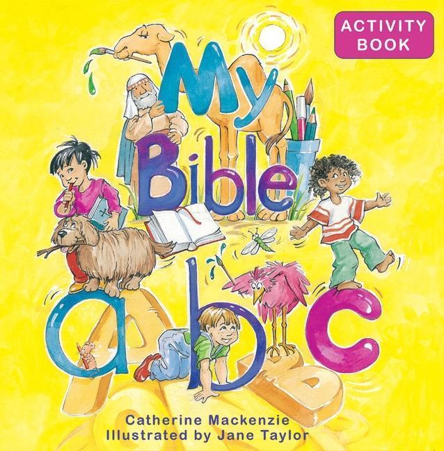 My Bible ABC als Taschenbuch