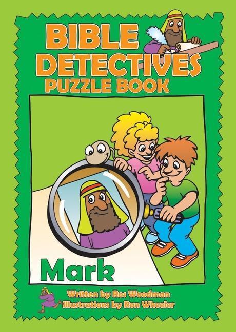 Mark Puzzle Book als Taschenbuch