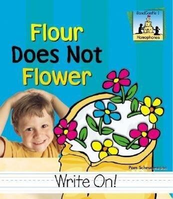 Flour Does Not Flower als Buch
