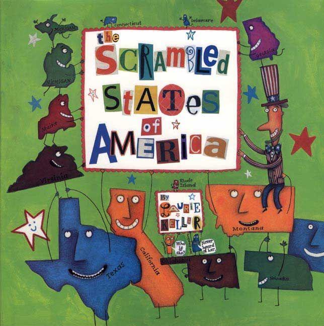 The Scrambled States of America als Taschenbuch