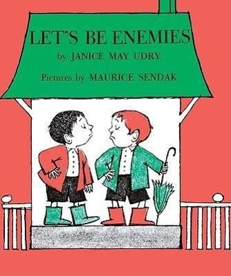 Let's Be Enemies als Taschenbuch
