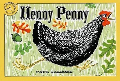 Henny Penny als Taschenbuch