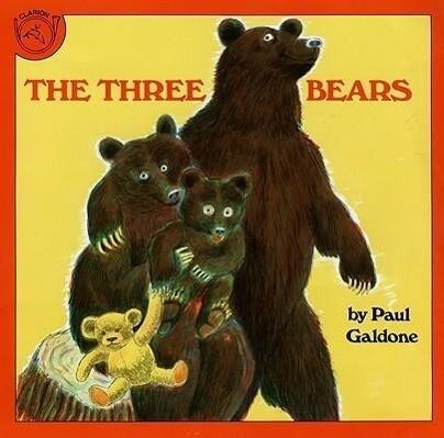 Three Bears als Taschenbuch