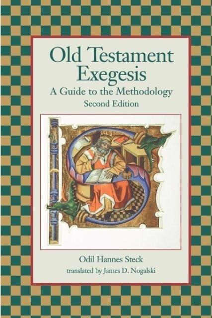 Old Testament Exegesis als Taschenbuch