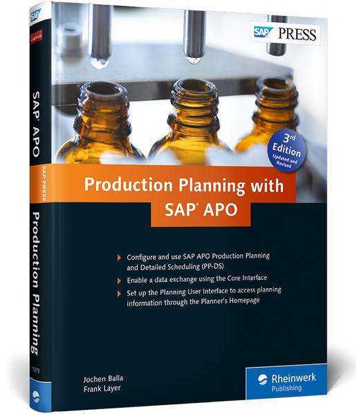 Production Planning with SAP APO als Buch von J...