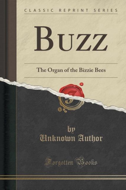 Buzz als Taschenbuch von Unknown Author
