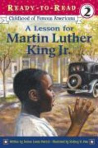A Lesson for Martin Luther King Jr. als Taschenbuch