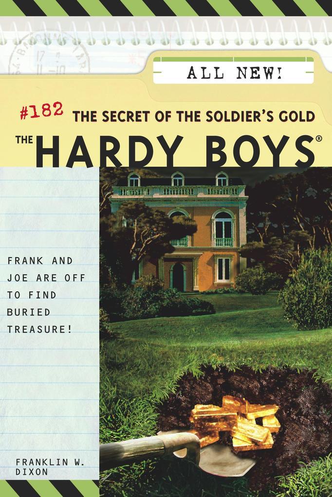 The Secret of the Soldier's Gold als Taschenbuch