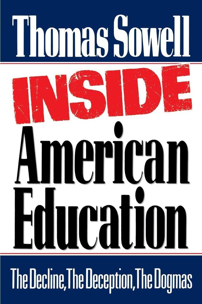 Inside American Education als Taschenbuch