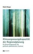 Klimaanpassungskapazität der Regionalplanung