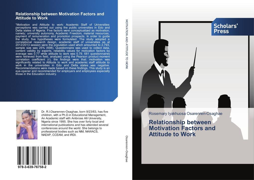 Relationship between Motivation Factors and Att...